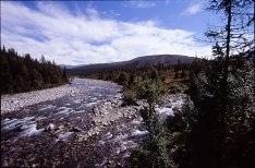 Слияние рек - уже Косью