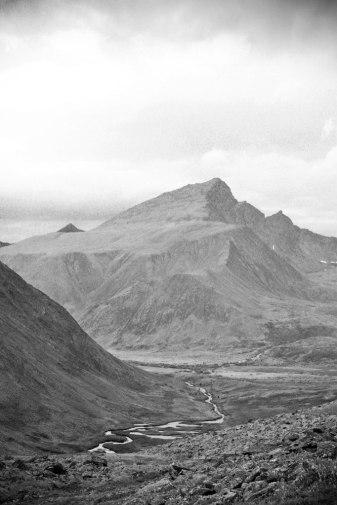 Долина реки Манарага
