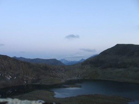 Ночной бублик и перевал Кар-Кар