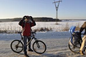 Дорога ледяная