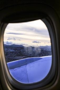 Вторые сутки на самолете