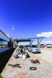 Собираем в аэропорту Эль Калафате
