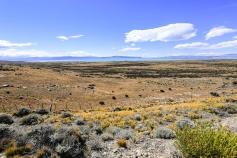 Пампа и Lago Argentino