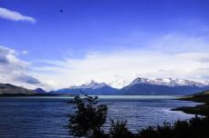 Анды и Los Glacieres