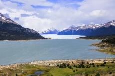Perito Moreno с 5 км