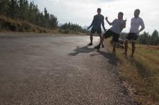 Впереди в горах - Vinales