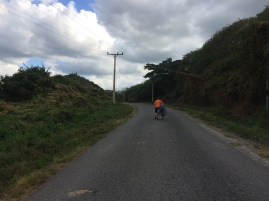 Велопешеход первого разряда