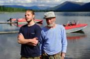Тимофей Николаевич и Николай Тимофеевич