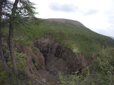 Водопад на Листвянке