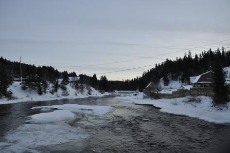река какая-неожиданность-Колвица